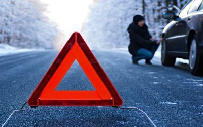 Consejos DGT conducción en invierno.