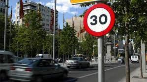 Nuevos limites de velocidad desde el 11/05/2021.